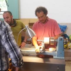Juanjo Porto y Javier Gordo